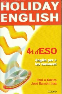 9780194575966: Holiday english 4� eso stud pack cat new ed (Libro de vacaciones)