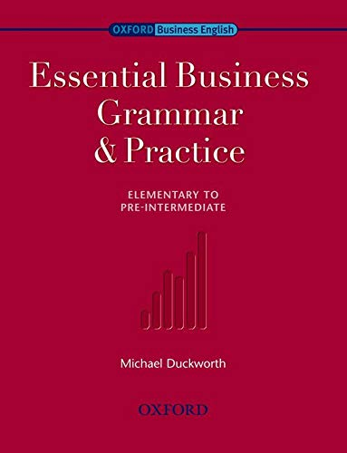 9780194576253: Business Grammar and Practice: Essential