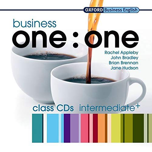 9780194576468: Business one:one: Business One to One Intermediate. Class Audio CD (2)