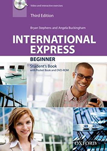 9780194576697: International Express Beginner: Student's Book Pack