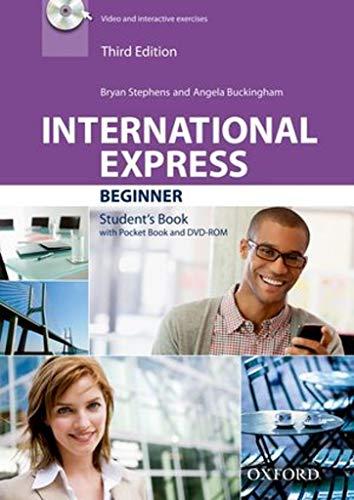 9780194576697: International Express: Beginner: Student's Book Pack