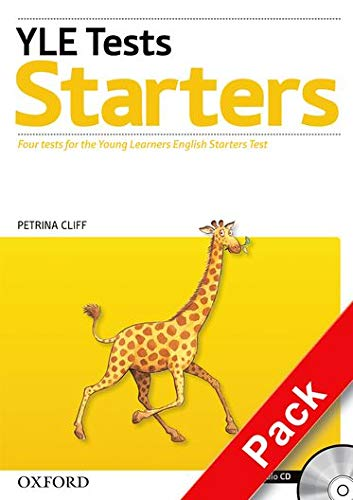 9780194577137: Cambridge Young Learners English Tests: Starters Teacher's Pack (Practice Tests)