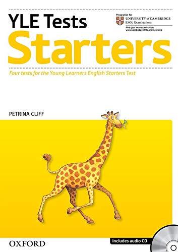 9780194577144: Cambridge Young Learners English Tests: Cambridge young learners exams. Starters. Student's book. Con CD-audio. Per la Scuola elementare