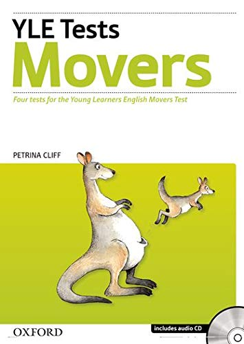 9780194577182: Cambridge Young Learners English Tests: Cambridge young learners exams. Movers. Student's book. Con CD Audio. Per la Scuola