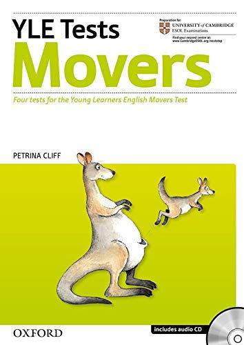 9780194577199: Cambridge Young Learners English Tests: Cambridge young learners exams. Movers. Student's book. Per la Scuola elementare. Con CD Audio