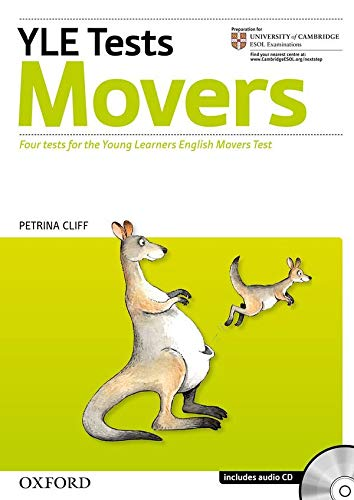 9780194577199: YLE Tests: Movers - Four Tests for the Young Learners English Movers Test