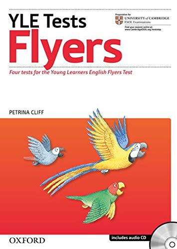 9780194577236: Cambridge Young Learners English Tests: Flyers Practice Tests Teacher Pack