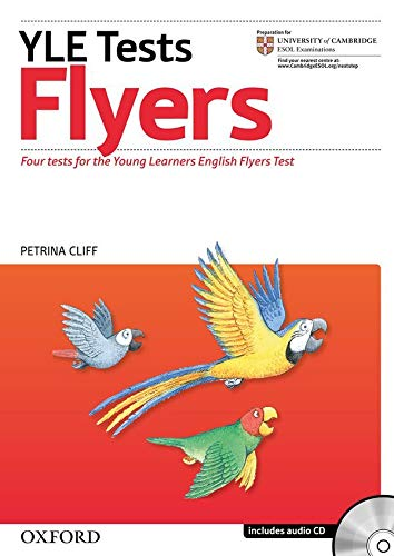9780194577243: Cambridge Young Learners English Tests: Flyers: Student's Pack (Practice Tests)