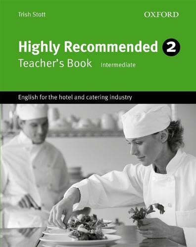 9780194577526: Highly Recommended 2. Teacher's Book