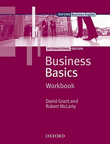 9780194577779: Business Basics International Edition: Workbook