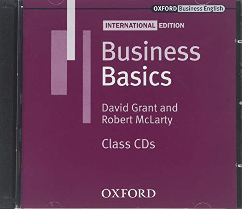 9780194577793: Business Basics International Edition: Business Basics: Class Audio CD International New Edition: Class CD
