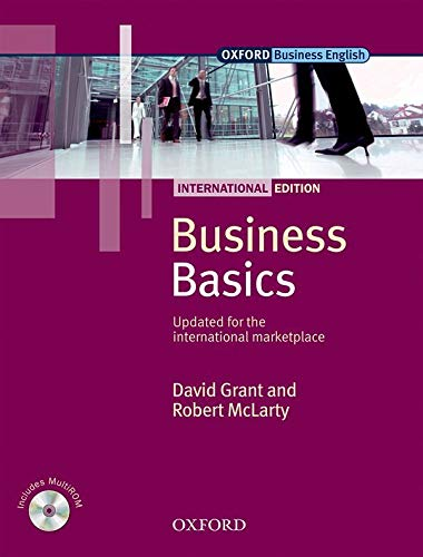 9780194577809: Business Basics International Edition: Student's Pack