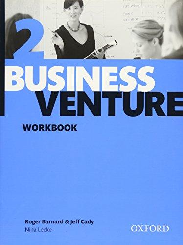 9780194578103: Business Venture 2 Pre-Intermediate: Workbook