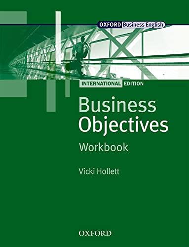 9780194578271: Business Objectives Workbook: International Edition (Business Objectives International Edition)