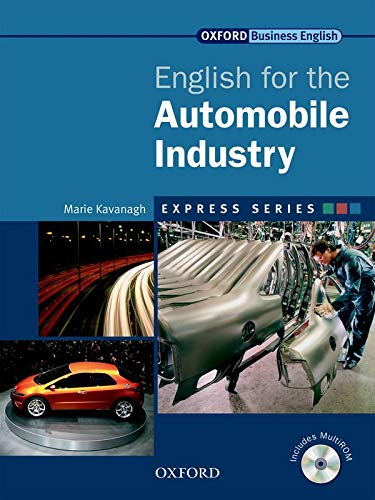 9780194579001: Express Series: English for Automobile