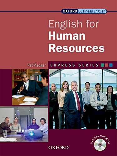 9780194579032: Express Series: Express english for human resources. Student's book. Per le Scuole superiori. Con Multi-ROM