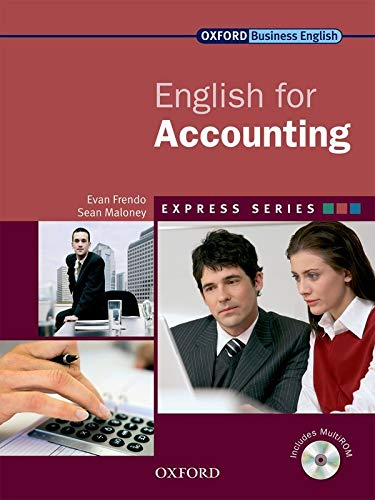 9780194579094: English for Accounting [With CDROM] (Oxford Business English)