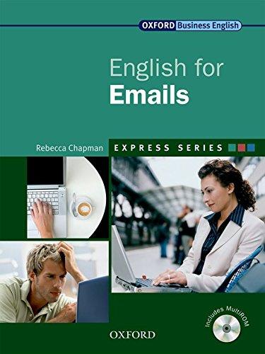 9780194579124: Express Series: Express english for emails. Student's book. Per le Scuole superiori. Con Multi-ROM