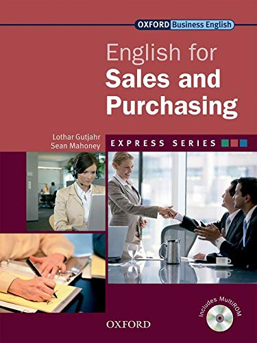 9780194579308: English for Sales & Purchasing [With CDROM] (Oxford Business English)