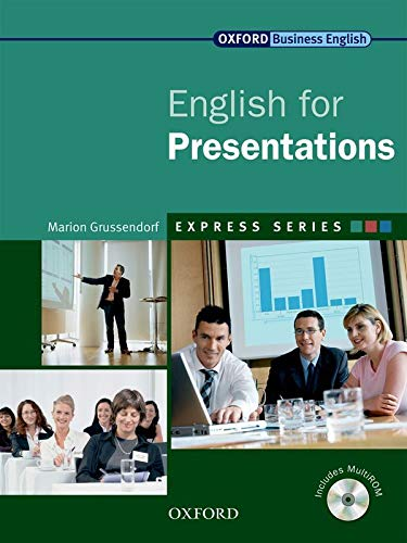 9780194579360: Express Series: English for Presentations