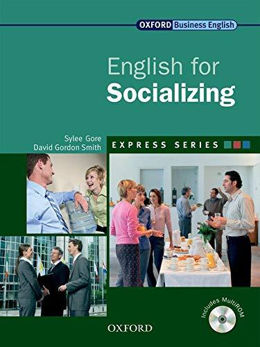 9780194579391: Express Series: Express english for socializing. Student's book. Per le Scuole superiori. Con Multi-ROM