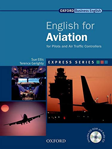 9780194579421: English for Aviation Student's Book, MultiROM and Audio CD (Express Series)