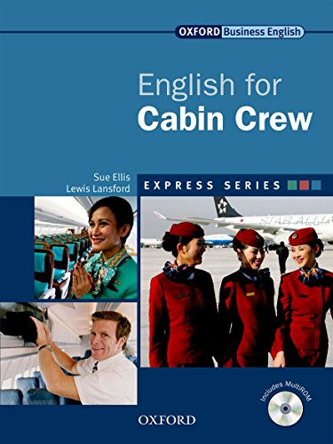 9780194579575: English for Cabin Crew (Oxford Business English)