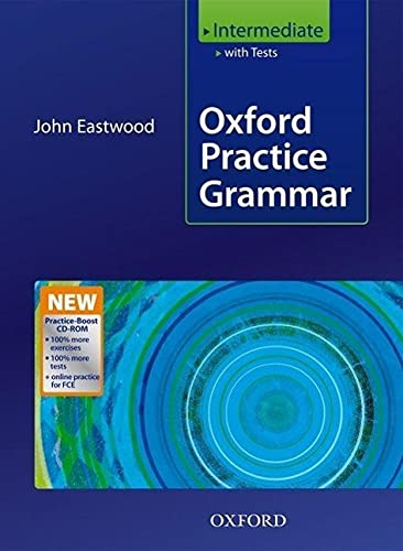 9780194579803: Oxford Practice Grammar Intermediate: With Key Practice-Boost CD-ROM Pack