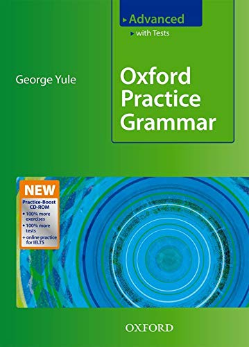 9780194579827: Oxford Practice Grammar Advanced with Answers + Practice-Boost CD-ROM: With Key Practice-boost CD-ROM Pack Advanced level