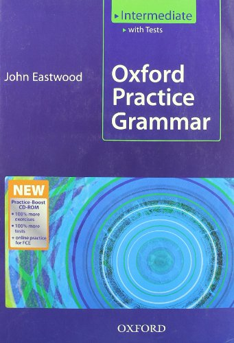 9780194579940: Oxford Practice Grammar Intermediate W/o Key Practice Boost CD Pack