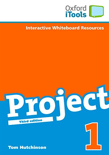 9780194581561: Project 1 Third Edition: iTools
