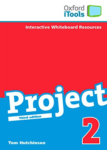9780194581578: Project 2 Third Edition: iTools