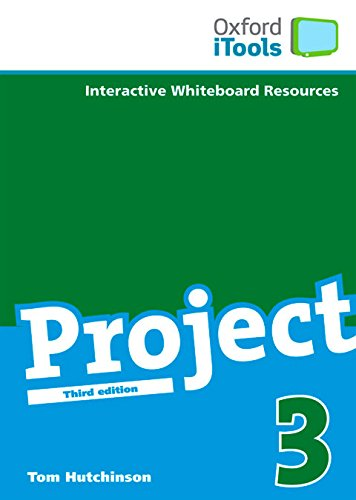 Project 3 Third Edition: iTools (0194581586) by Hutchinson