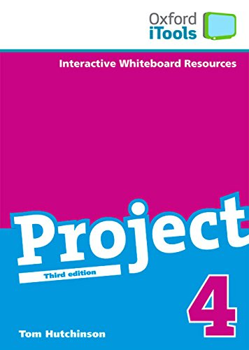 9780194581592: Project 4 Third Edition: iTools