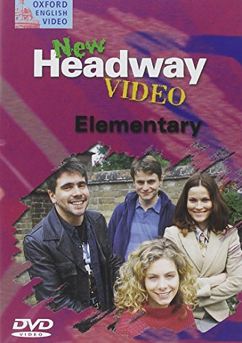 New Headway Video: Elementary: DVD: Elementary level: General English Course: John Murphy