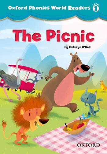 9780194589062: Oxford Phonics World Readers: Level 1: The Picnic