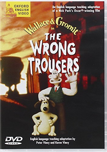 9780194590075: Wallace and Gromit. The Wrong Trousers: DVD