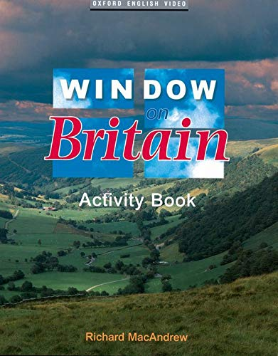 9780194590389: Window on Britain: Activity Book