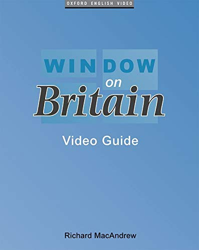 9780194590396: Window on Britain: Video Guide