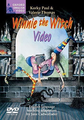 9780194591492: Winnie the Witch: DVD
