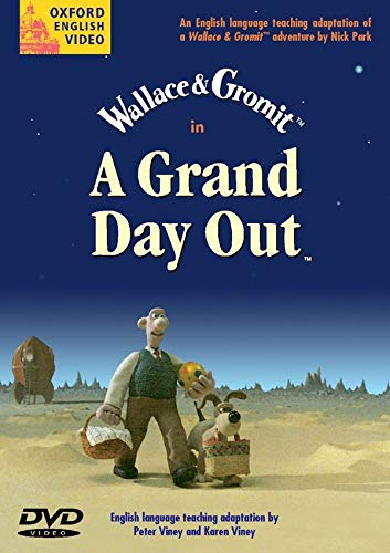 9780194592383: Wallace and Gromit: A Grand Day Out DVD