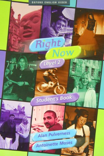 9780194592581: Right Now Level 2: Student's Book
