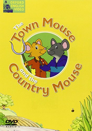 9780194592703: Fairy Tales: Town mouse and the country mouse dvd (Primary) - 9780194592703
