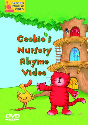 Cookie s Nursery Rhyme Video: DVD