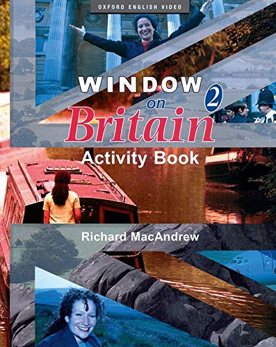 9780194593038: Window on Britain 2: Activity Book: Activity Book Level 2