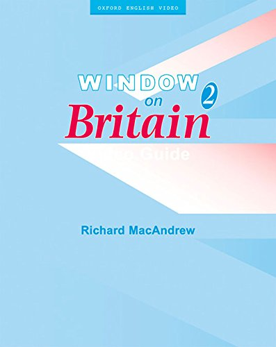 9780194593045: Window on Britain 2: Video Guide: Video Guide Level 2