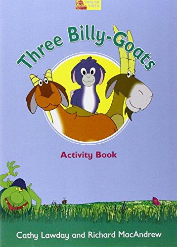9780194593236: Fairy Tales: Three Billy-Goats Activity Book