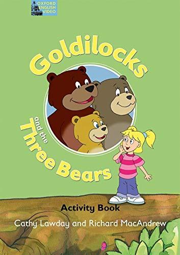 9780194593311: Fairy Tales: Goldilocks and the Three Bears Activity Bookactivity Book