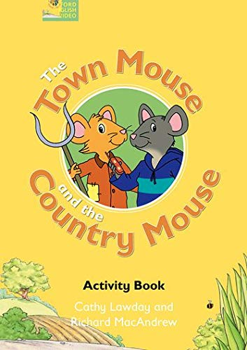 9780194593472: Fairy Tales: The Town Mouse and the Country Mouse Activity Bookactivity Book