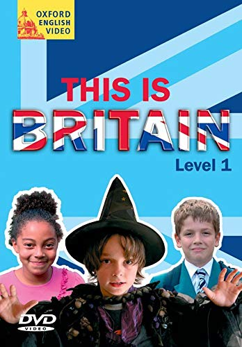 9780194593656: This is Britain, Level 1: DVD